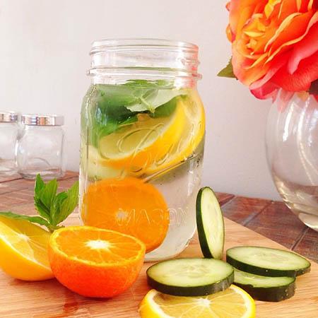 Detoxifierea cu apa