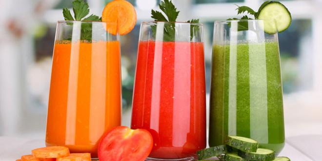 Detoxifierea de o zi – simpla si eficienta
