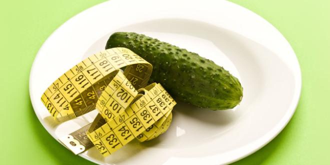 Dieta cu castraveti iti detoxifica corpul din interior