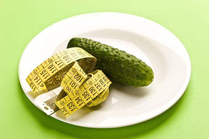 Dieta cu castraveti iti detoxifica organismul din interior