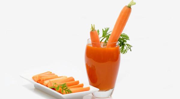 Dieta cu morcovi
