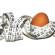 Dieta cu oua: slabeste 7 kg in 7 zile