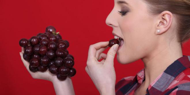 Dieta cu struguri