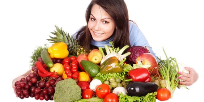 Dieta raw cu alimente neprocesate, bio