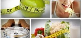 Diete care te ajută să slăbești repede