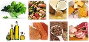 Alimente cu omega 3 si omega 6