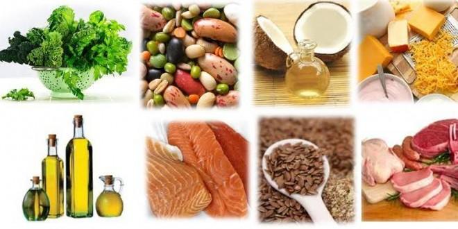 Alimente cu Omega-3 si Omega-6