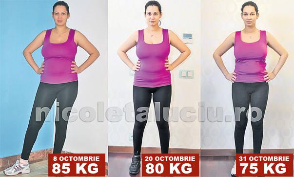 Cele mai eficiente diete ale vedetelor: Andra a slăbit 15 kilograme în patru luni