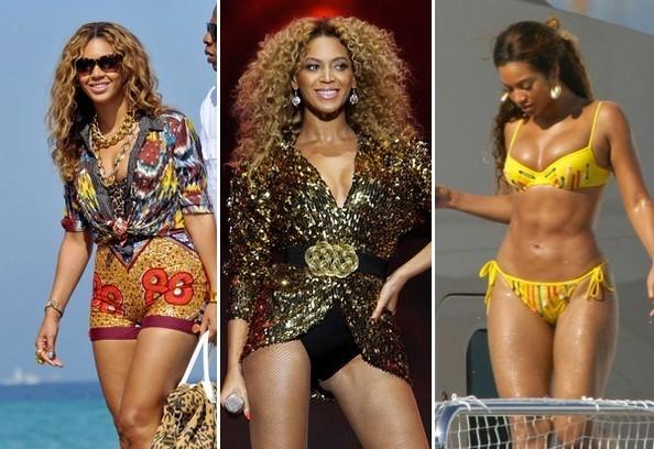 Dieta Beyonce: slabesti 9 kilograme in 10 zile