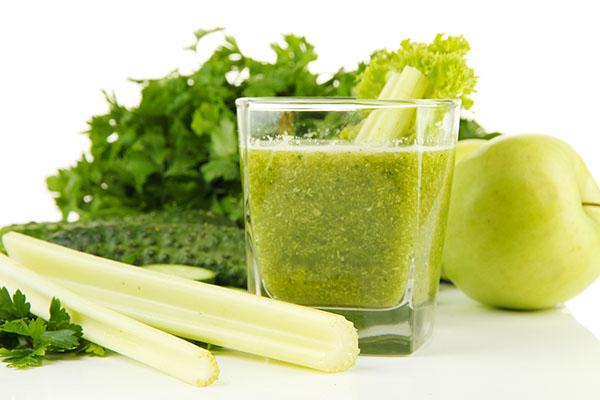 Retete de suc pentru detoxifierea ficatului