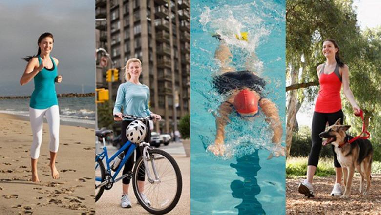 Top 5 exercitii pentru slabit rapid