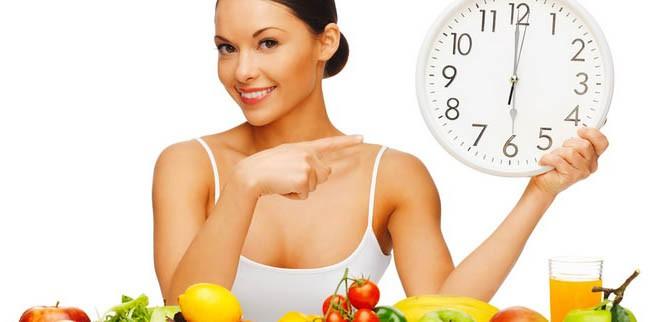 Dieta Crono: slabesti respectand orele de masa