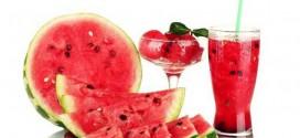 Dieta cu pepene roşu in doua etape