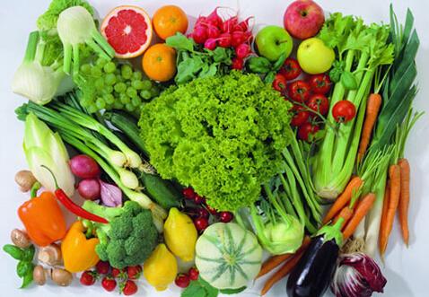 Alimente bogate in acid folic