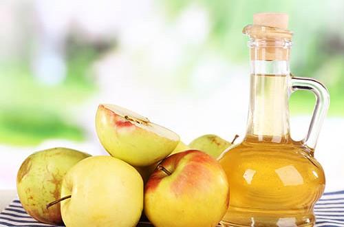Beneficiile interne si externe ale otetului de mere