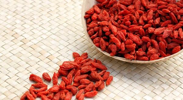 Fructele goji sunt considerate cei mai puternici antioxidanti