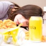 obosiţi după ce mâncăm