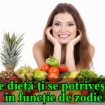 Ce dietă ţi se potriveşte în funcţie de zodie
