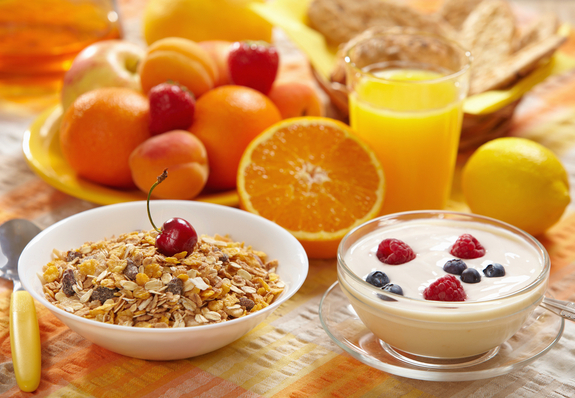 micul dejun sanatos