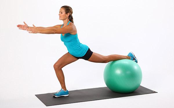 mingi de fitness