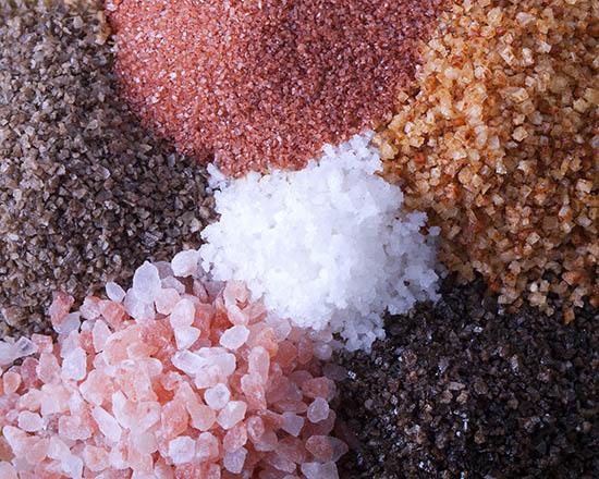 Ce tip de sare este bine sa folosim?