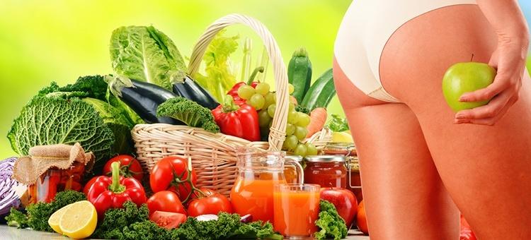 Dieta anticelulitica: scapa de celulita in 7 zile
