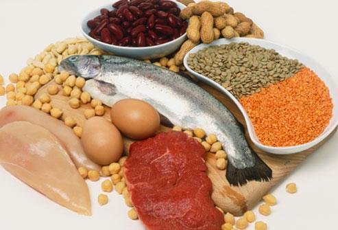 continut ridicat de proteine