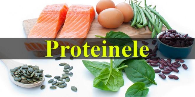 Proteinele – cele mai bune prietene ale unei alimentații sănătoase